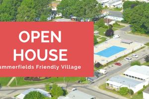 Open House Summerfields Friendly Village