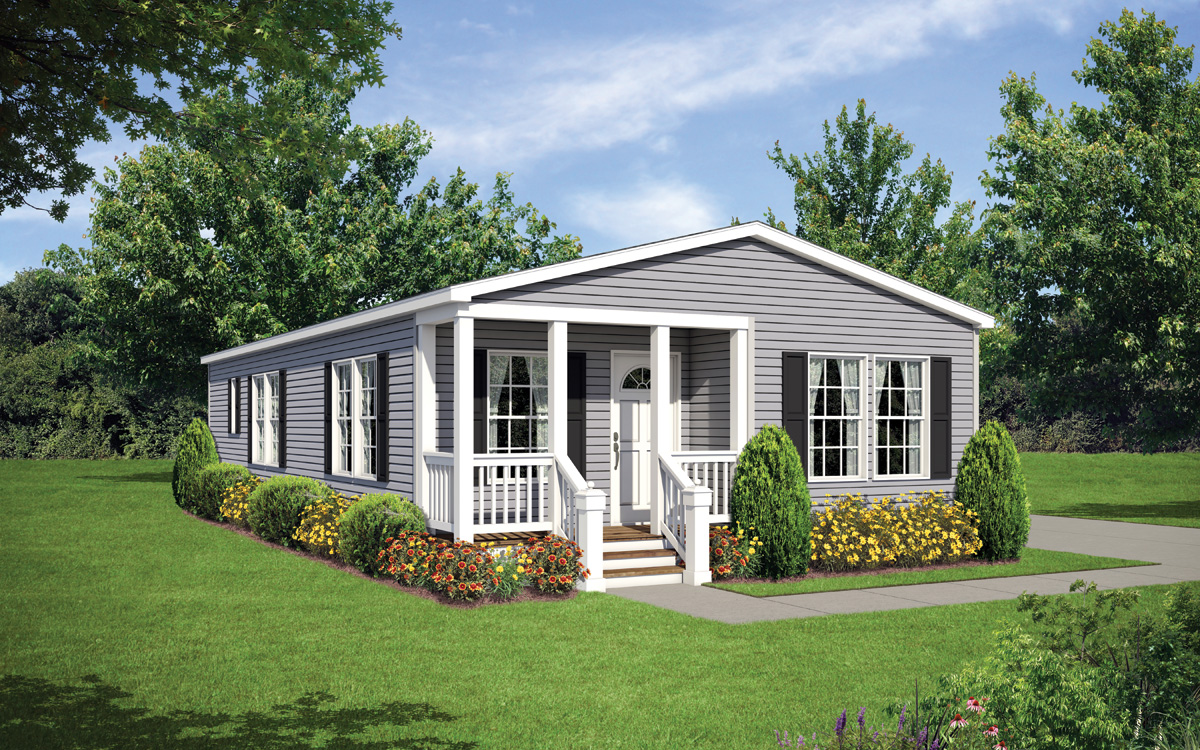 The Holly manufactured home model