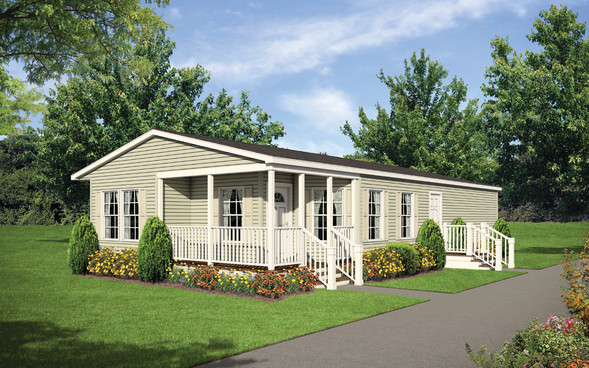 Manufactured home designs all ages community in for Modular home plans nj