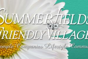 Summerfields Friendly Village Website Banner