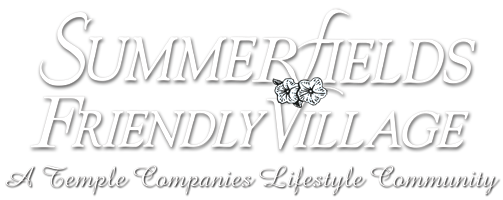 Summersfields Friendly Village Logo