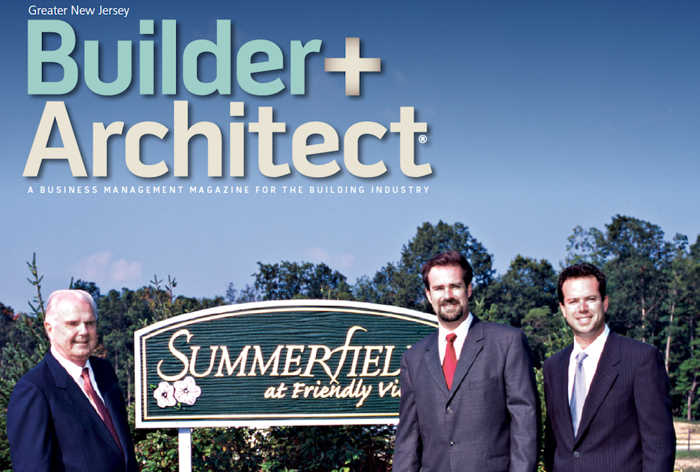 Greater New Jersey Builder + Architect