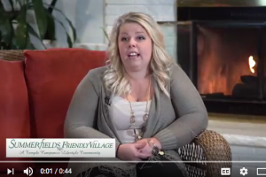 affordable manufactured homes at Summerfields Friendly Village