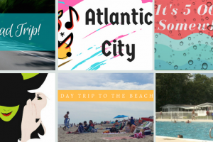 Road trips and things to do in August
