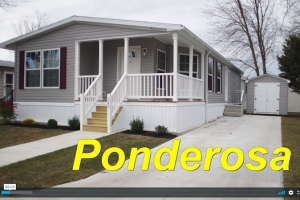 Ponderosa manufactured home model video Summerfields Friendly Village