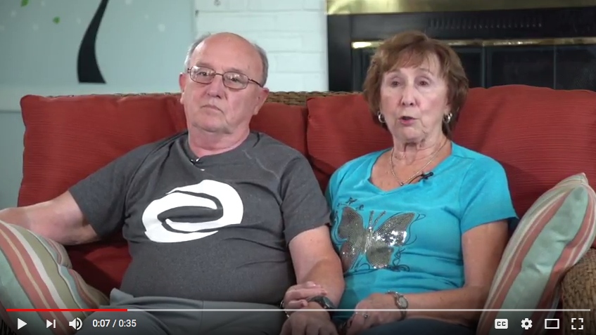 activities at 55+ community video