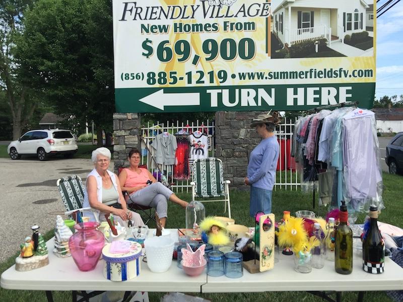 Summerfields Friendly Village Yard Sale