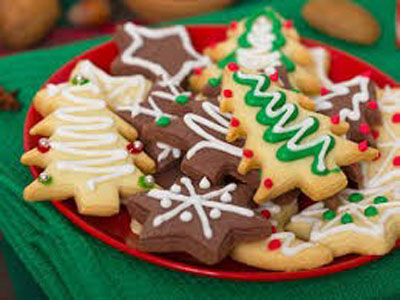 Christmas Cookies Large Picture