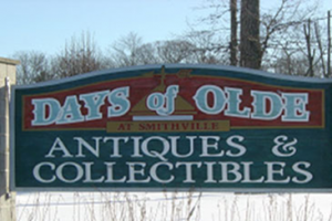 Days of Olde Antiques & Collectibles