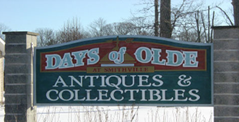 Days of Olde Antiques & Collectibles at Smithville