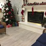 Summerfields FV Christmas Decorated Clubhouse