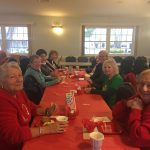 Annual Christmas Tea Party Summerfields Friendly Village