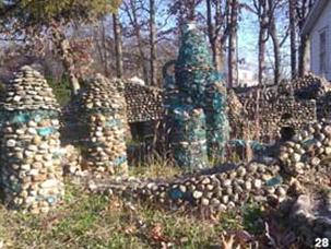 Hand Made Fairy Garden